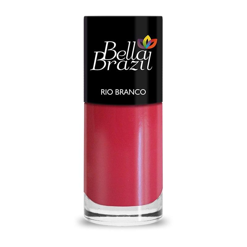 Esmalte Cremoso Rio Branco 8ml Bella Brazil