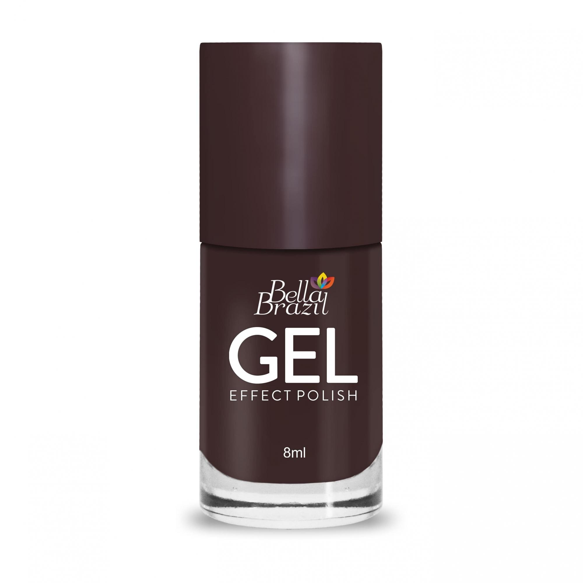 Esmalte Efeito Gel Axé 8ml Bella Brazil