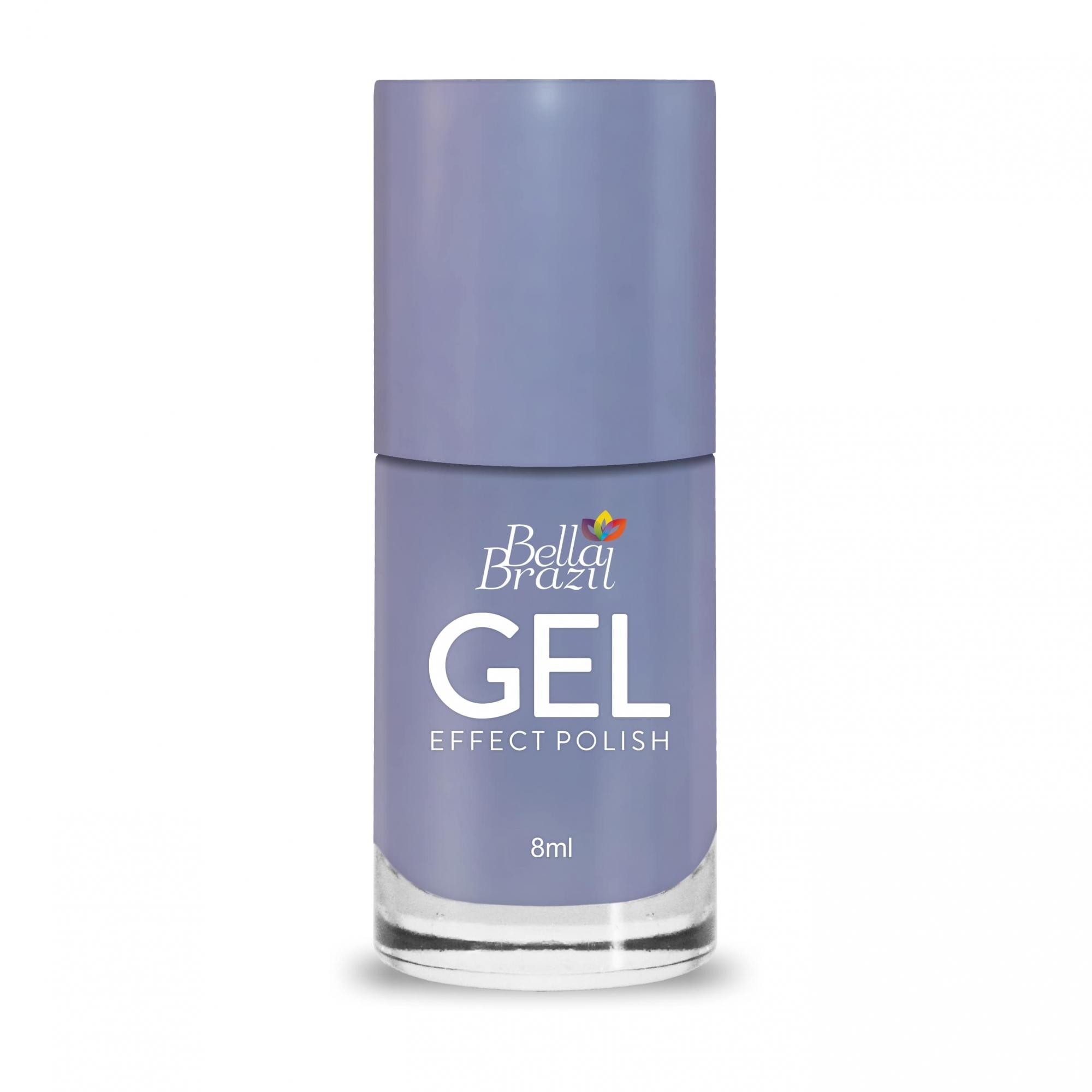 Esmalte Efeito Gel Carimbó 8ml Bella Brazil