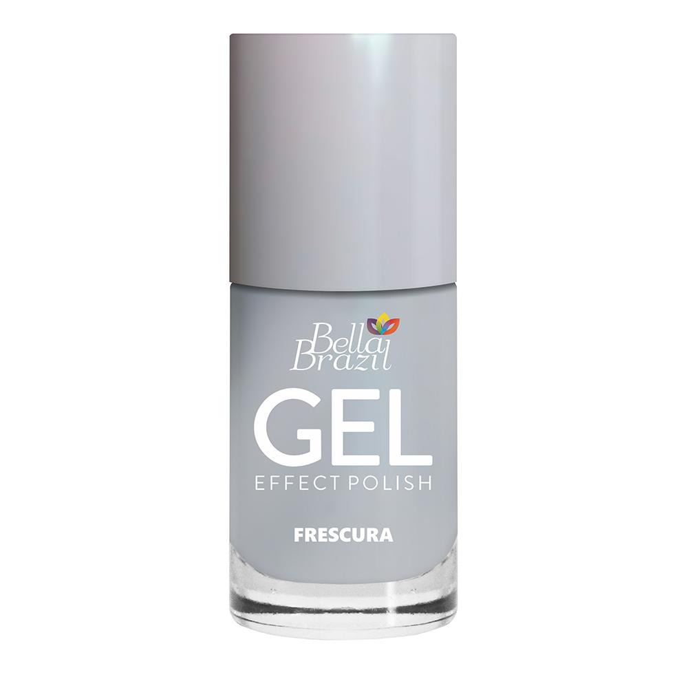 Esmalte Efeito Gel Frescura 8ml Bella Brazil