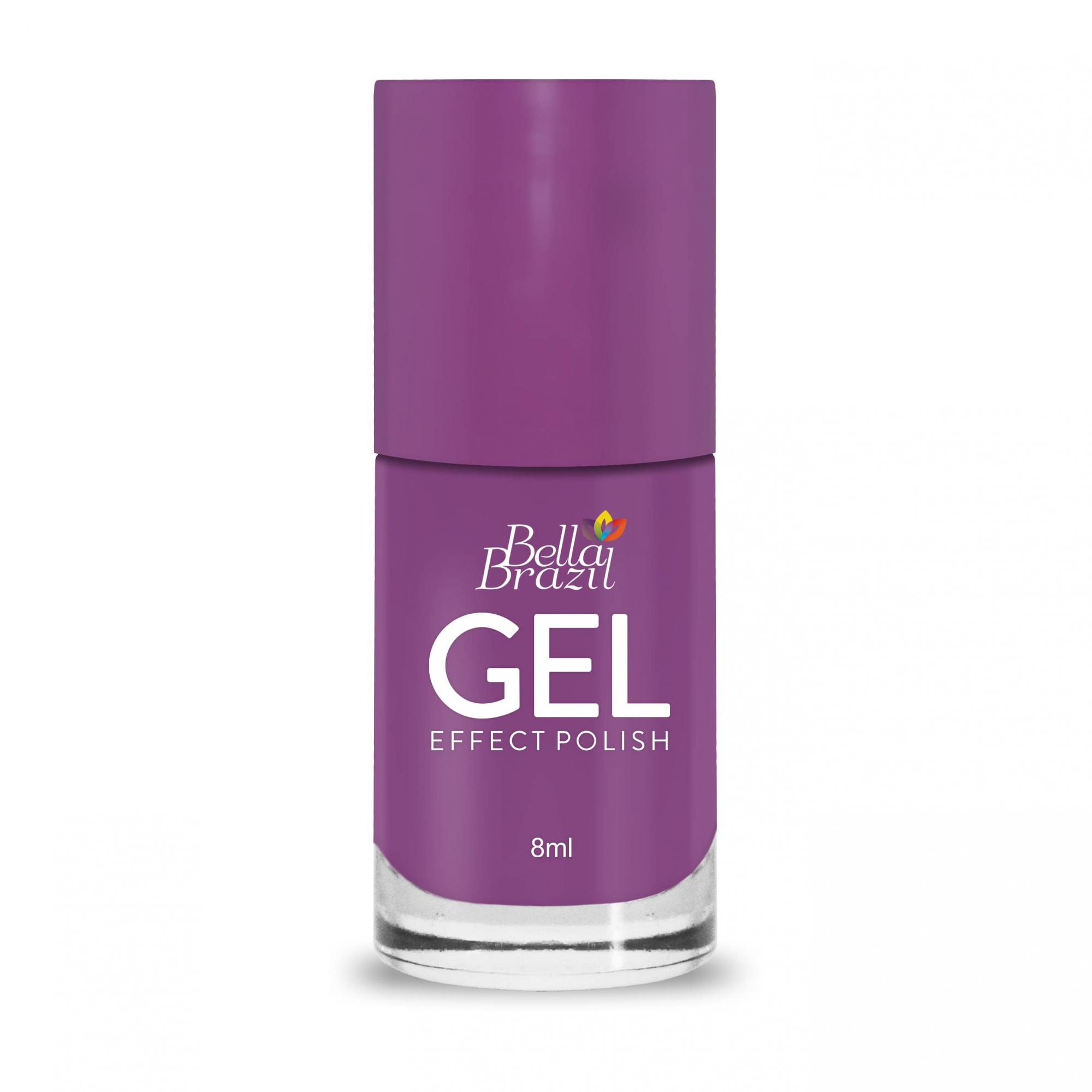 Esmalte Efeito Gel Frevo 8ml Bella Brazil