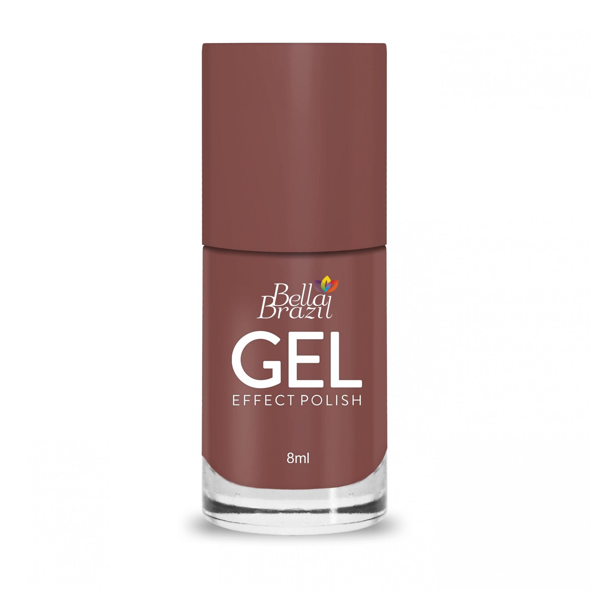 Esmalte Efeito Gel MPB 8ml Bella Brazil
