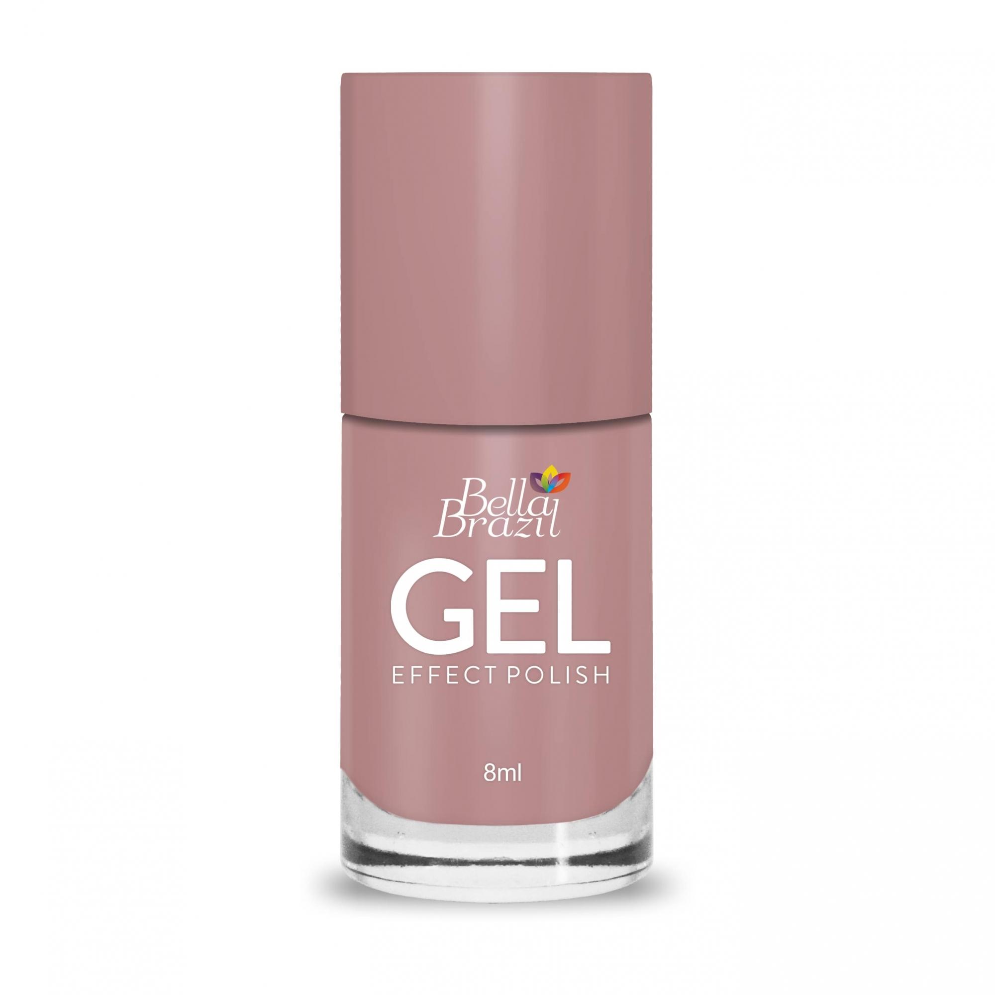 Esmalte Efeito Gel Pagode 8ml Bella Brazil
