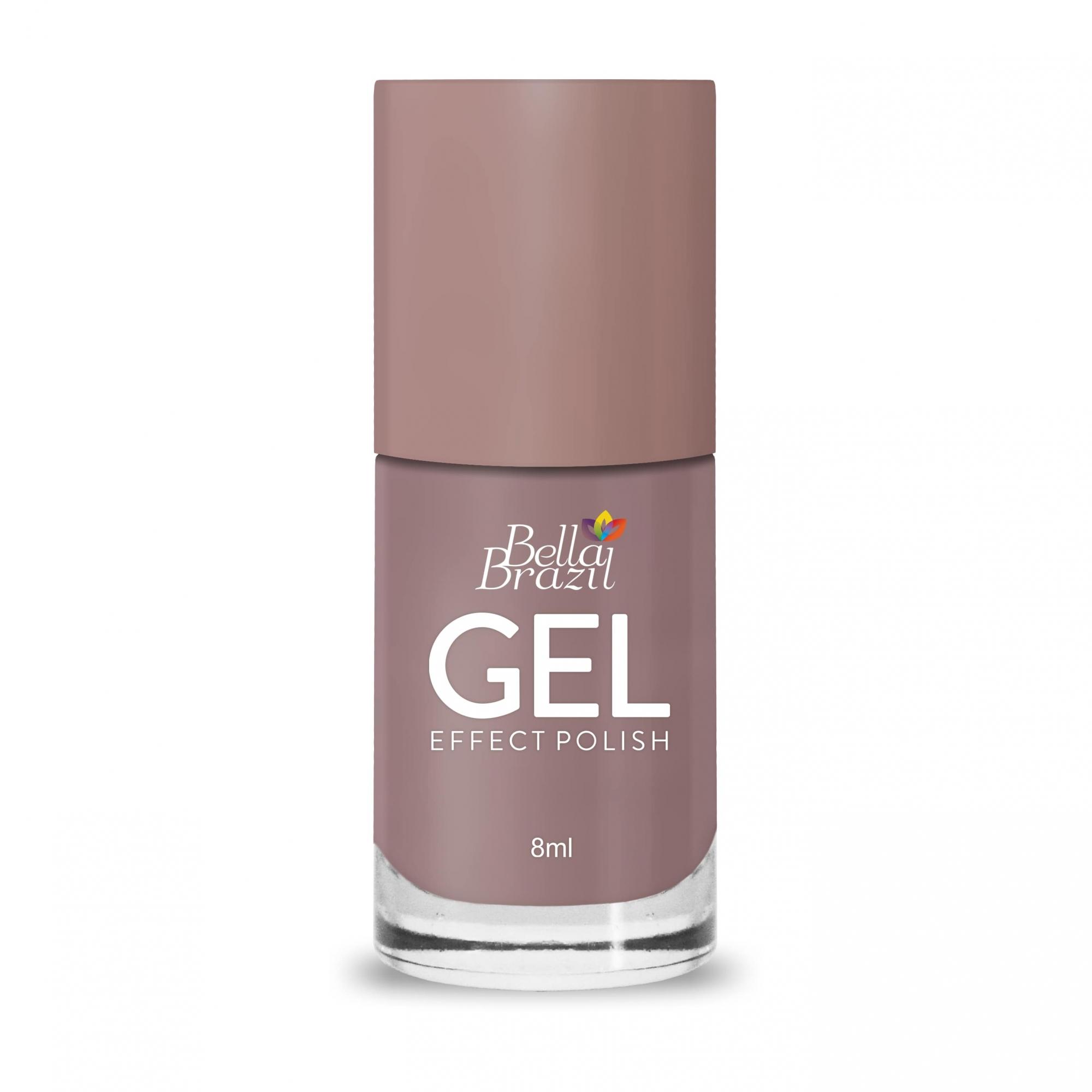 Esmalte Efeito Gel Pop 8ml Bella Brazil