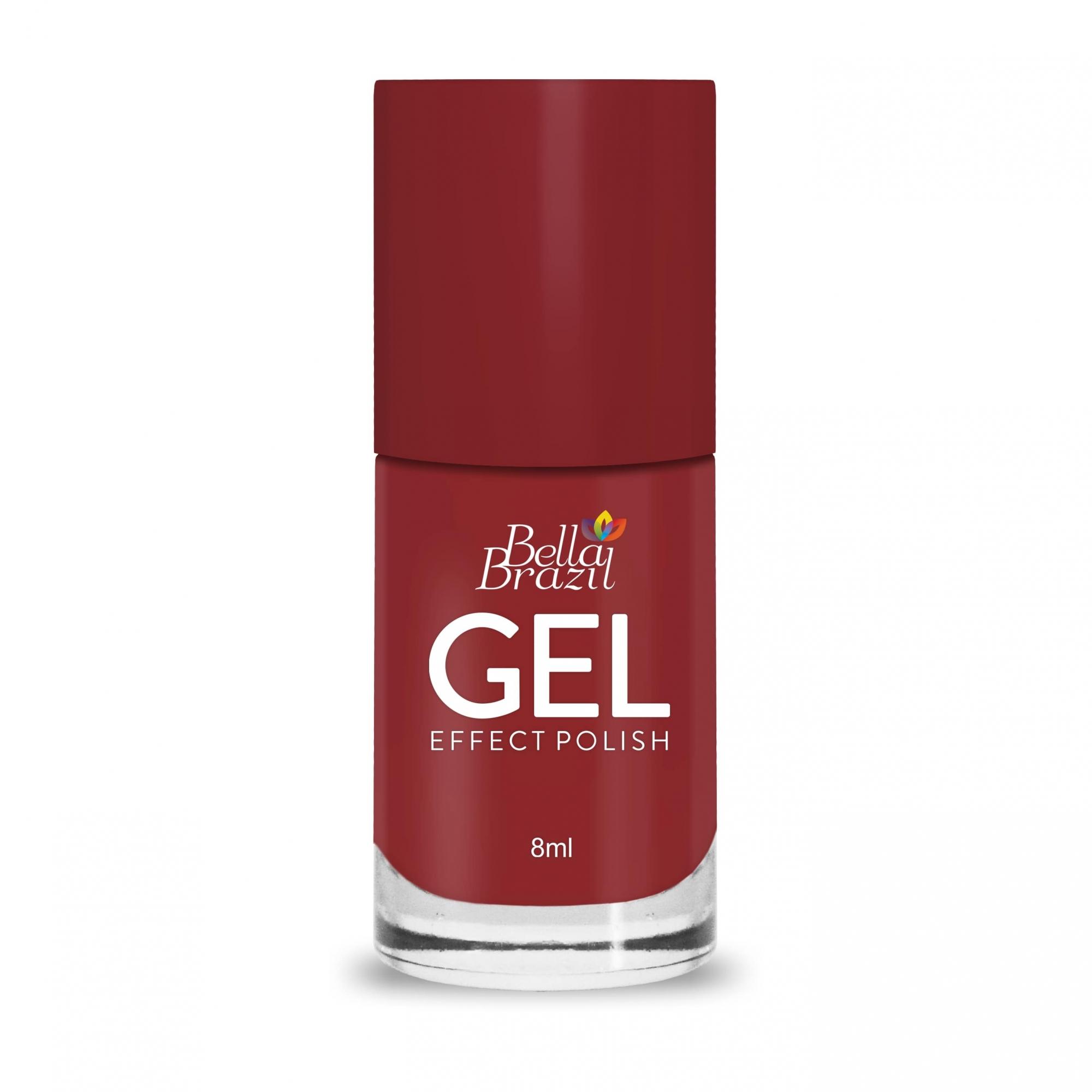 Esmalte Efeito Gel Samba 8ml Bella Brazil