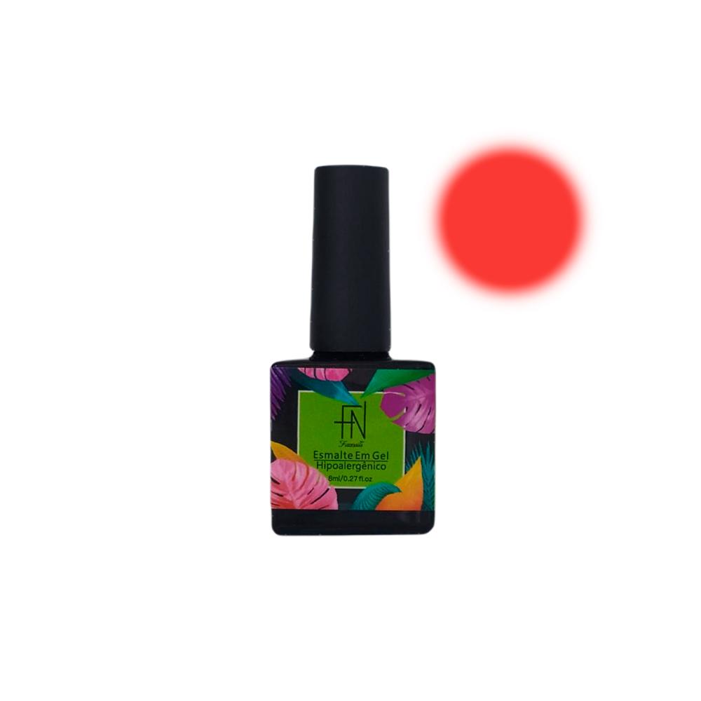 Esmalte em Gel T3 LED UV 8ml Rosa 008 Fannails