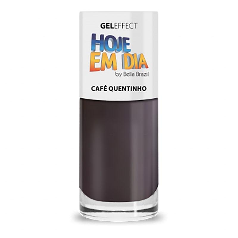 Esmalte Linha Hoje em Dia Café Quentinho 8ml Bella Brazil