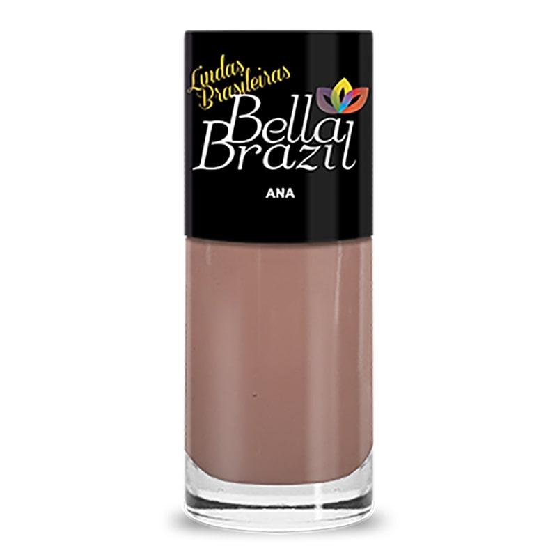 Esmalte Linha Lindas Brasileiras Ana 8ml Bella Brazil
