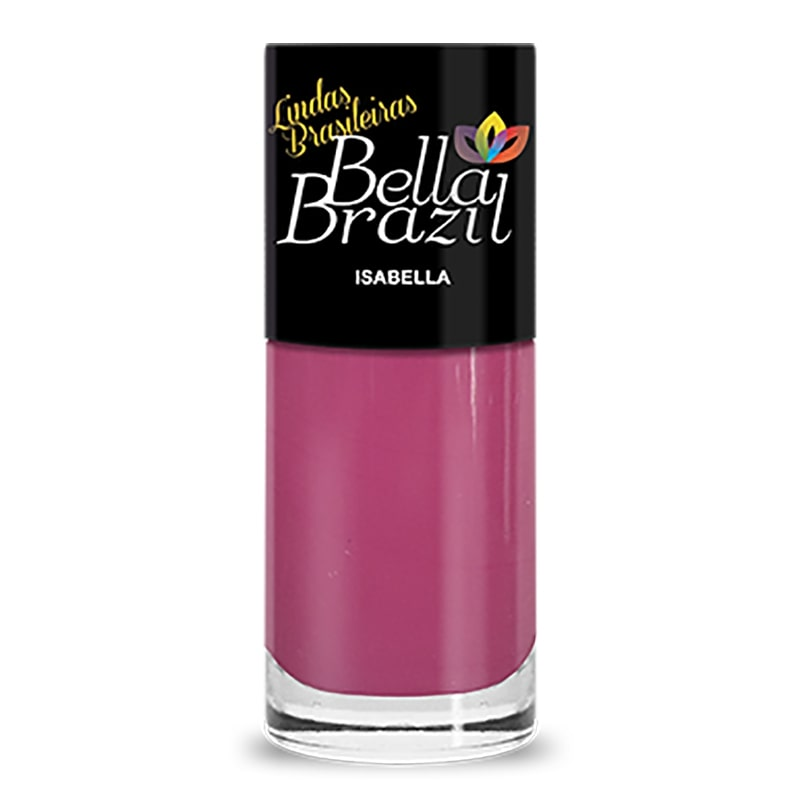 Esmalte Linha Lindas Brasileiras Isabella 8ml Bella Brazil