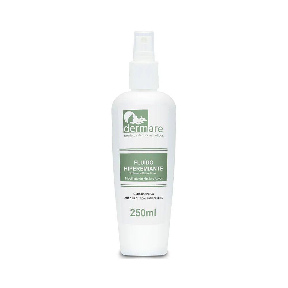 Fluído Hiperemiante 250ml Dermare