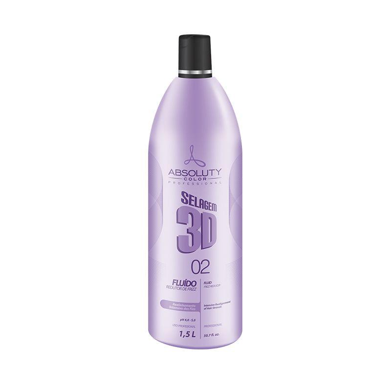 Fluido Selagem 3D 1,5L Absoluty Color