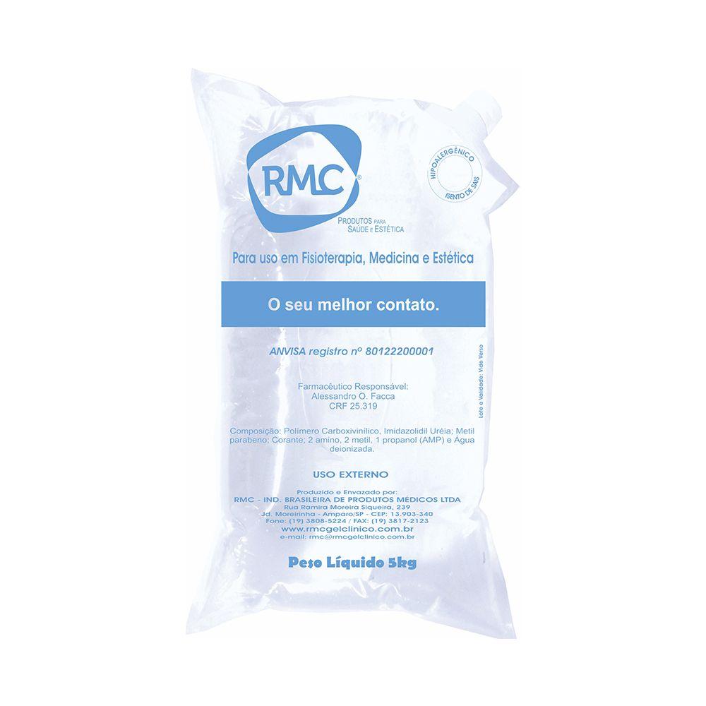 Gel Contato Clínico Bag 5kg Transparente RMC