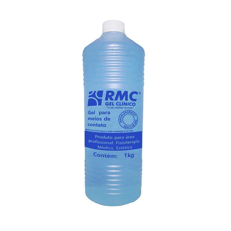 Gel Contato Clínico Frasco 1kg Azul RMC