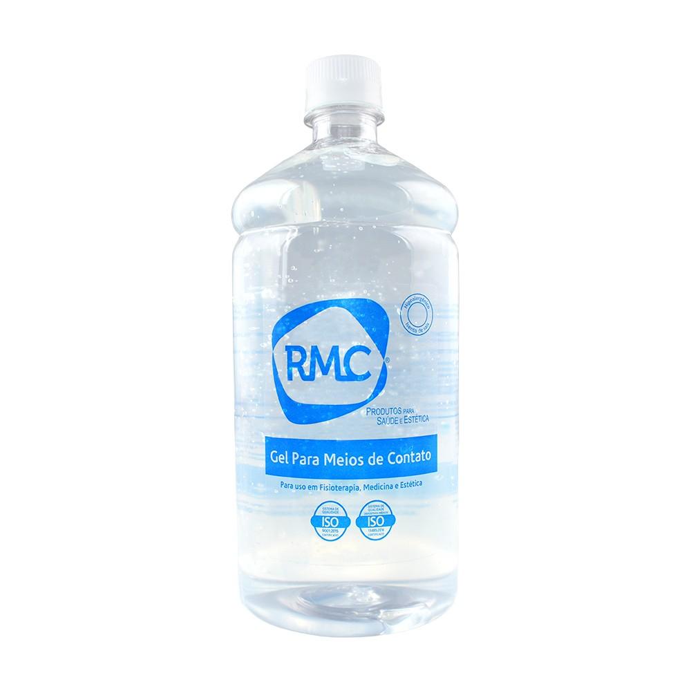 Gel Contato Clínico Frasco 1kg Transparente RMC