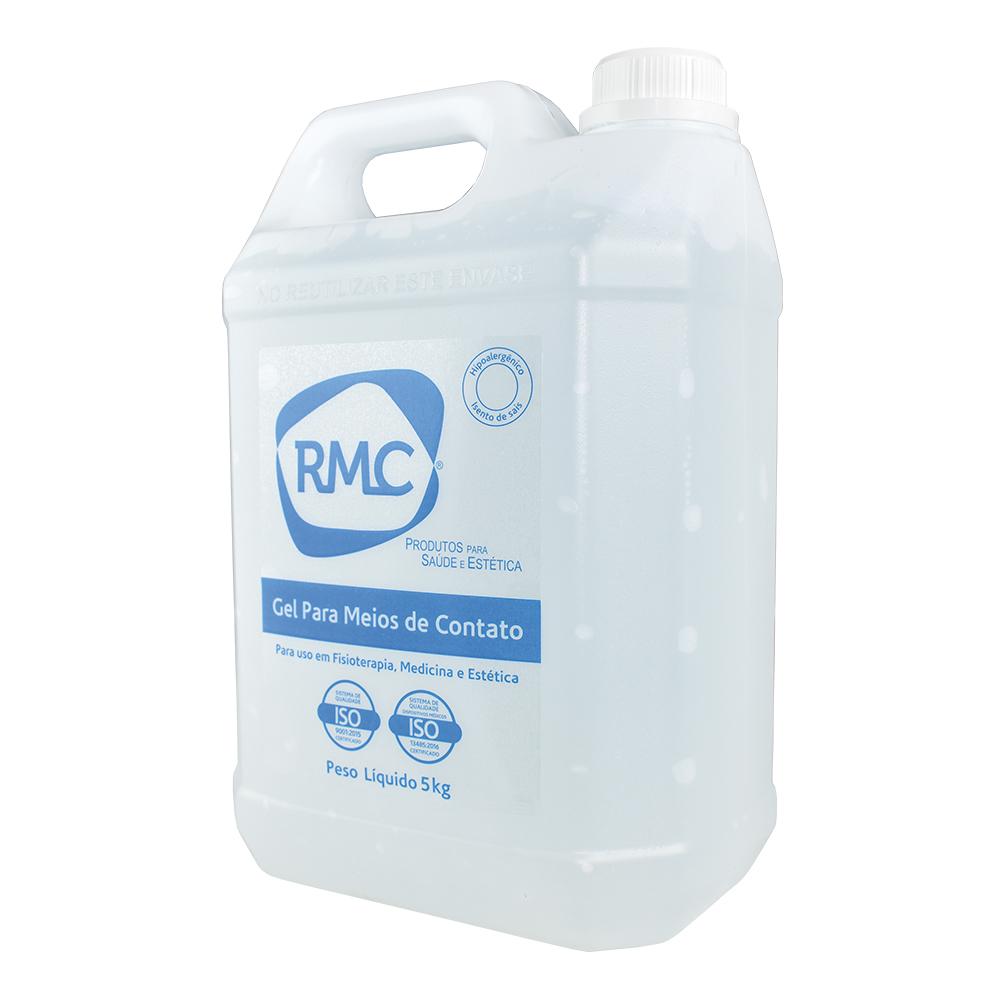 Gel Contato Clínico Galão 5kg Transparente RMC