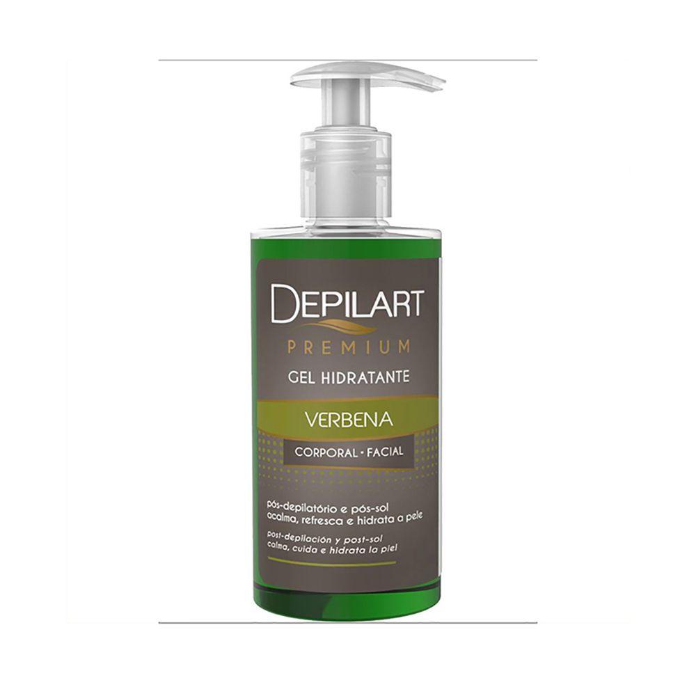 Gel Hidratante Verbena 100ml Depilart