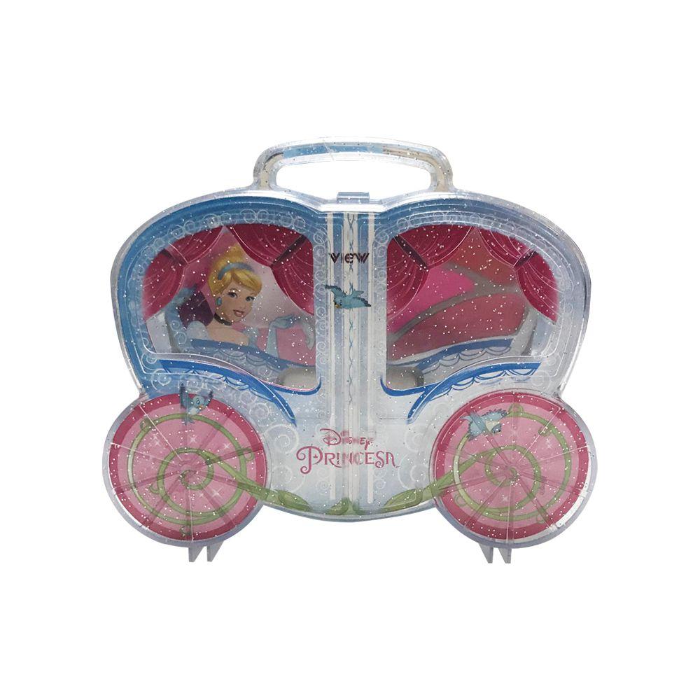 Kit de Maquiagem Carruagem Cindelera View Cosméticos