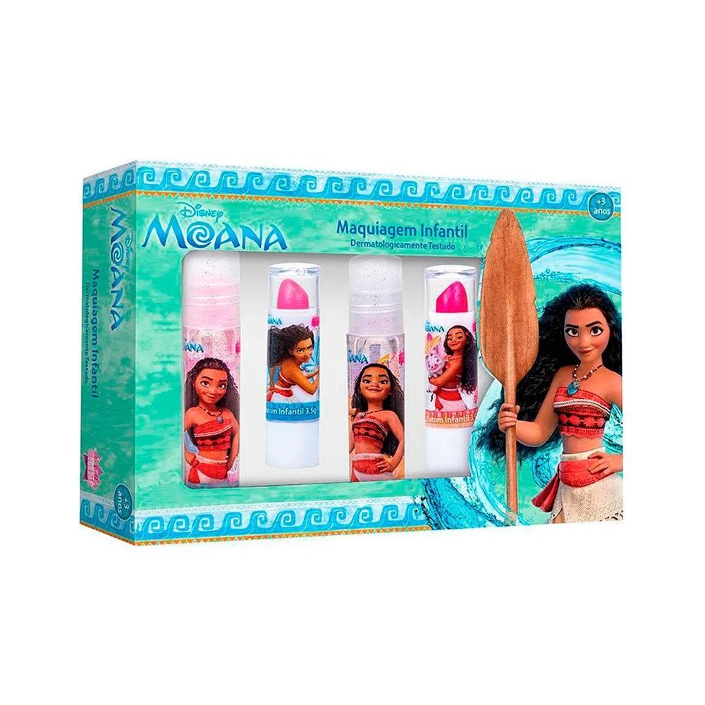 Kit de Maquiagem Moana View Cosméticos