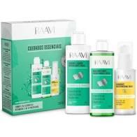 Kit Facial Cuidados Essenciais Raavi