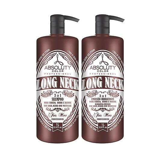 Kit Long Neck 1L Absoluty Color