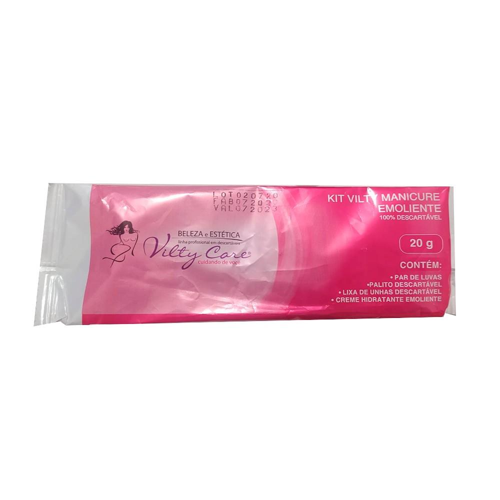 Kit Vilty Manicure Emoliente