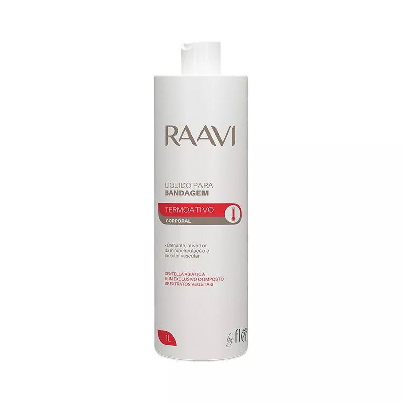 Liquido Para Bandagem Termoativo 1L Raavi