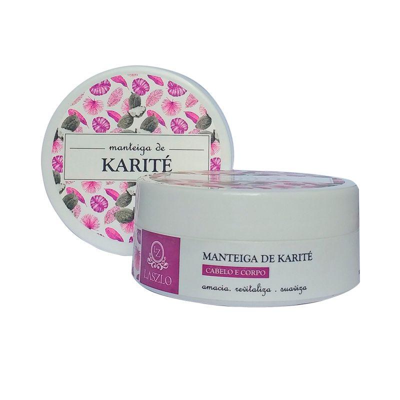 Manteiga De Karité 100g Laszlo