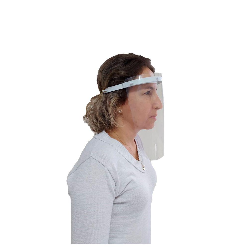 Máscara Facial Protetora Face Shield