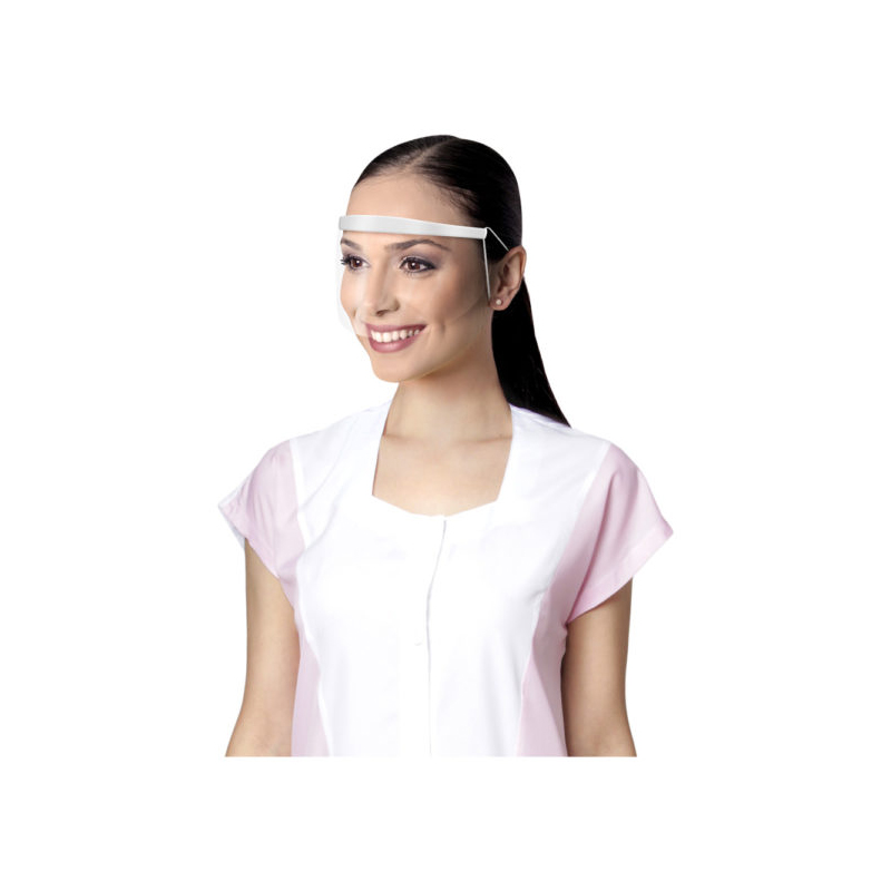 Mascara Protetora Facial Higienica Descartável 50un Santa Clara