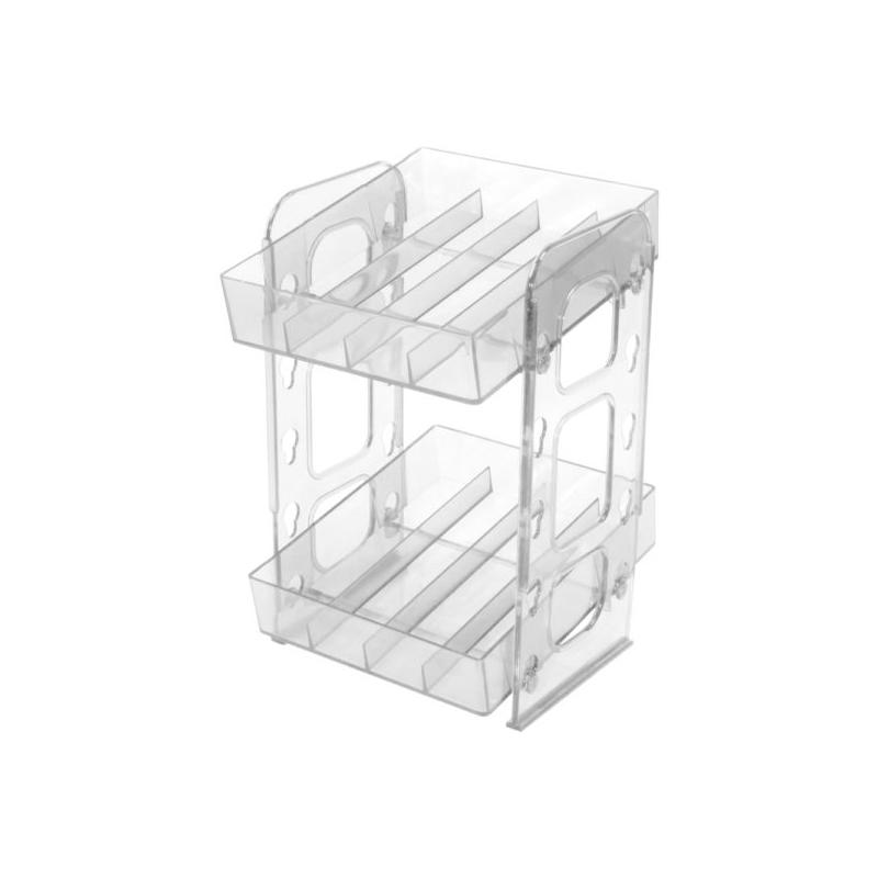 Mini Display Transparente para Esmalte Santa Clara