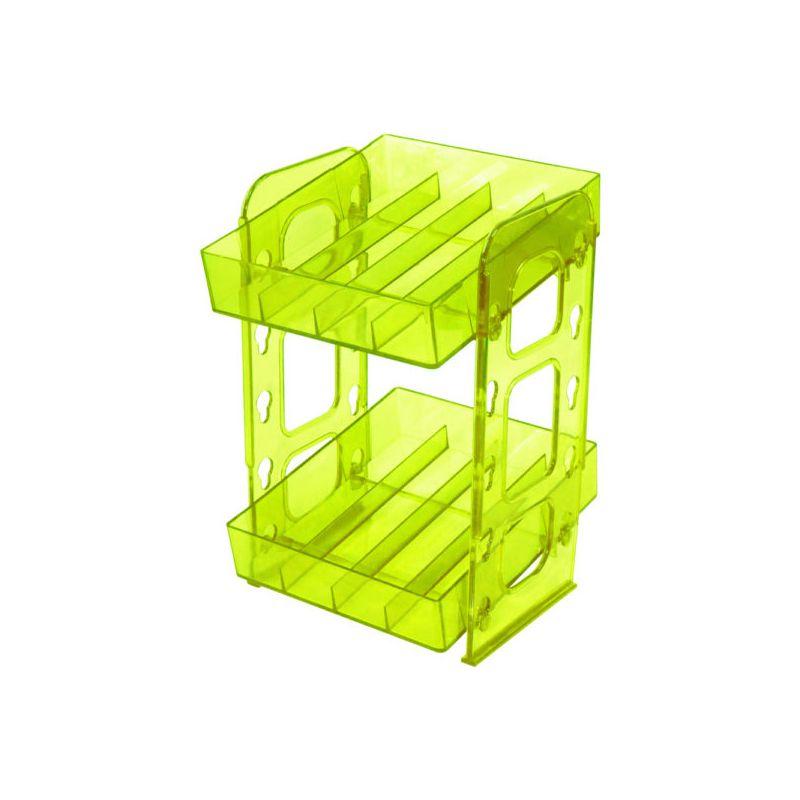 Mini Display Verde para Esmalte Santa Clara
