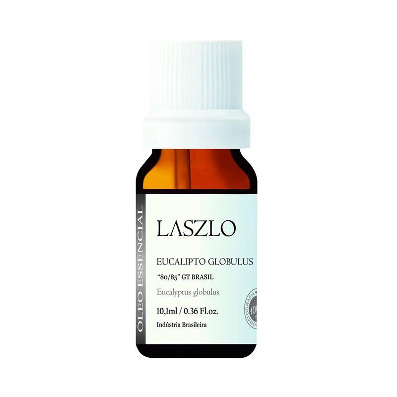 Óleo Essencial Eucalipto Glóbulos 80/85 10,1ml Laszlo