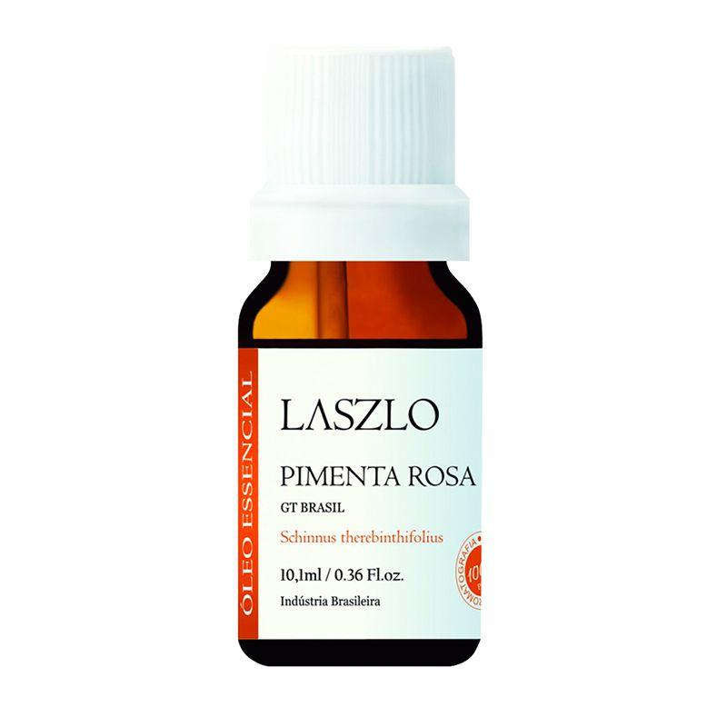 Óleo Essencial Pimenta Rosa GT Brasil 10,1ml Laszlo