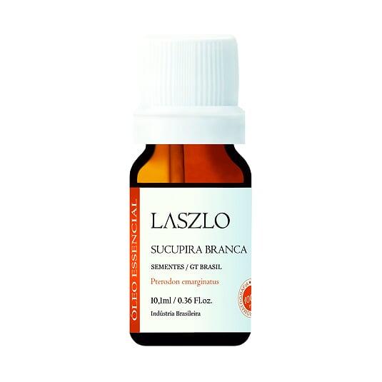 Óleo Essencial Sucupira Branca Gt Brasil 10,1ml Laszlo