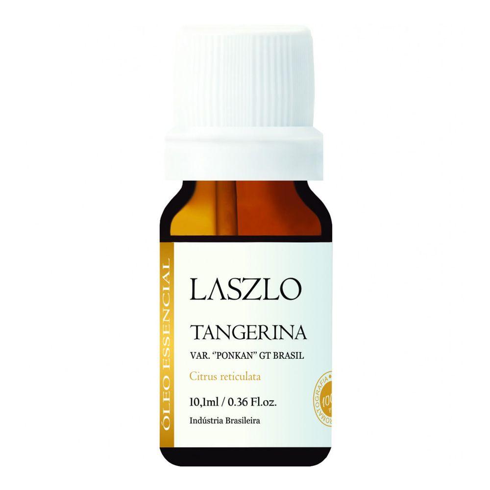 Óleo Essencial Tangerina Var. Pokan GT Brasil 10,1ml Laszlo