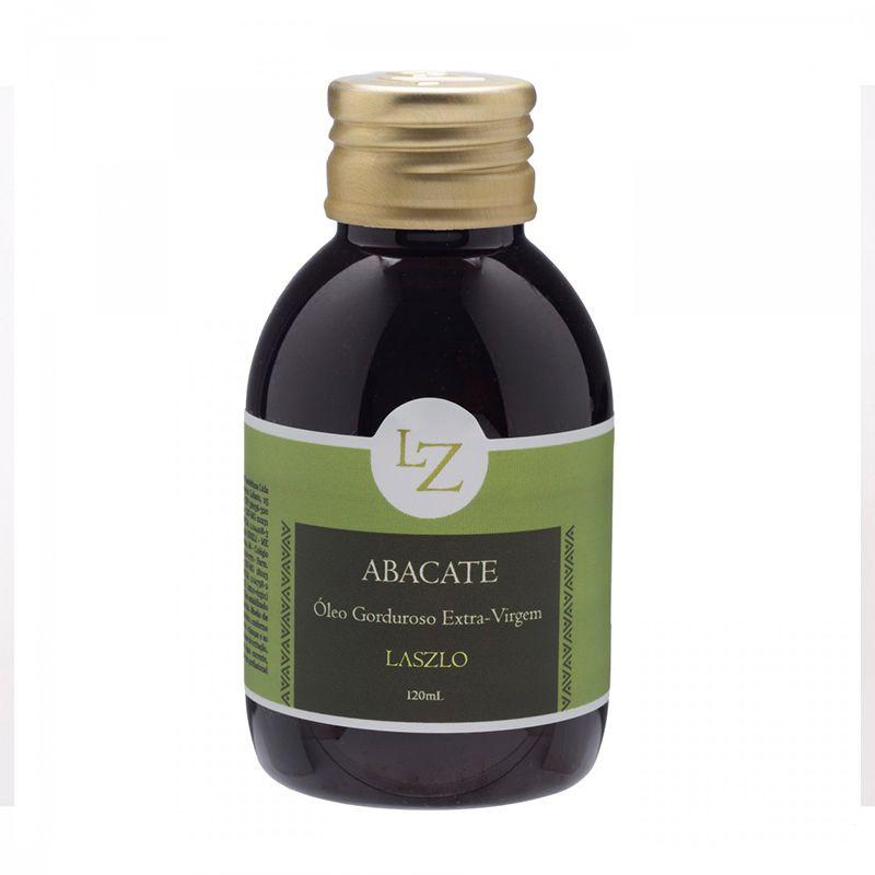 Óleo Graxo Abacate Extra Virgem 120ml Laszlo