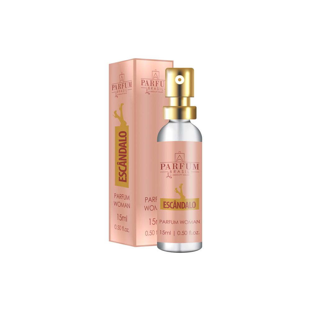 Perfume Parfum Escândalo 15ml Absoluty Color