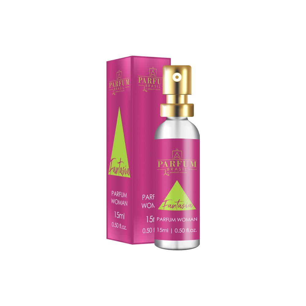 Perfume Parfum Fantasia 15ml Absoluty Color