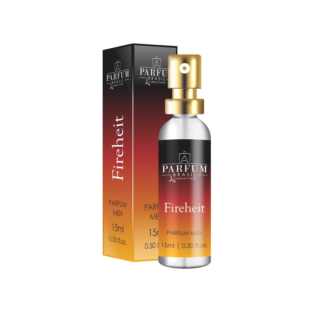 Perfume Parfum Fireheit 15ml Absoluty Color