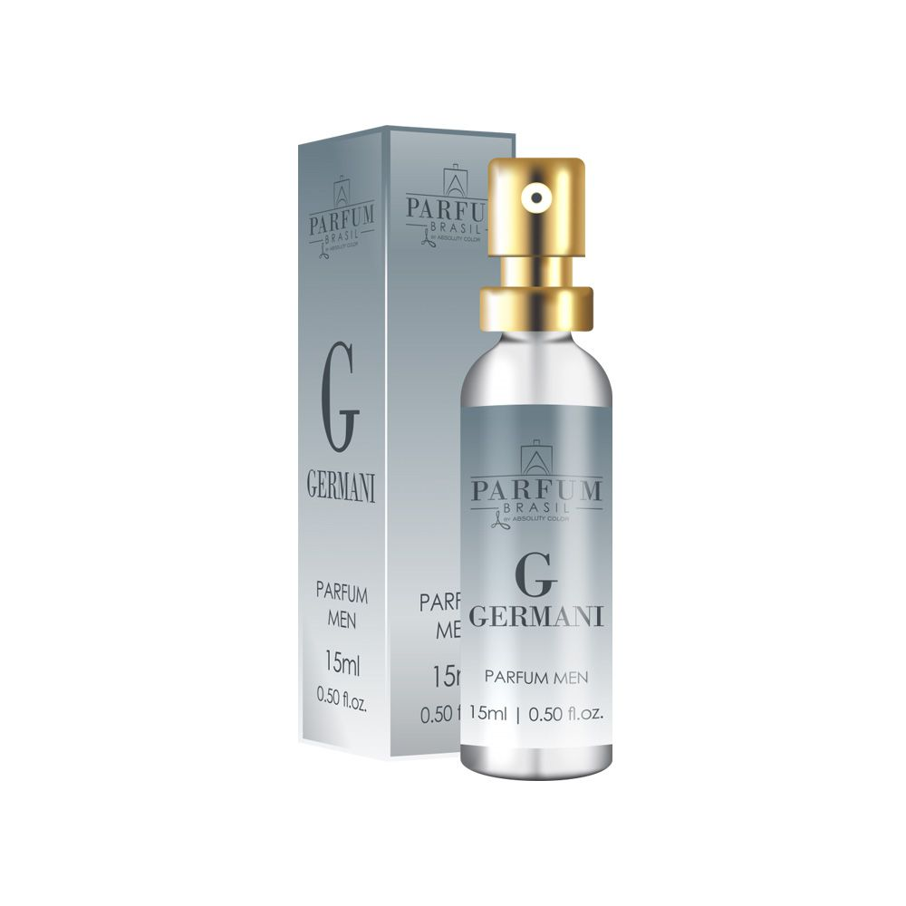 Perfume Parfum Germani 15ml Absoluty Color