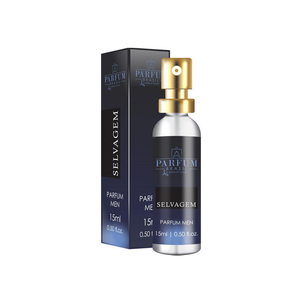 Perfume Parfum Selvagem 15ml Absoluty Color