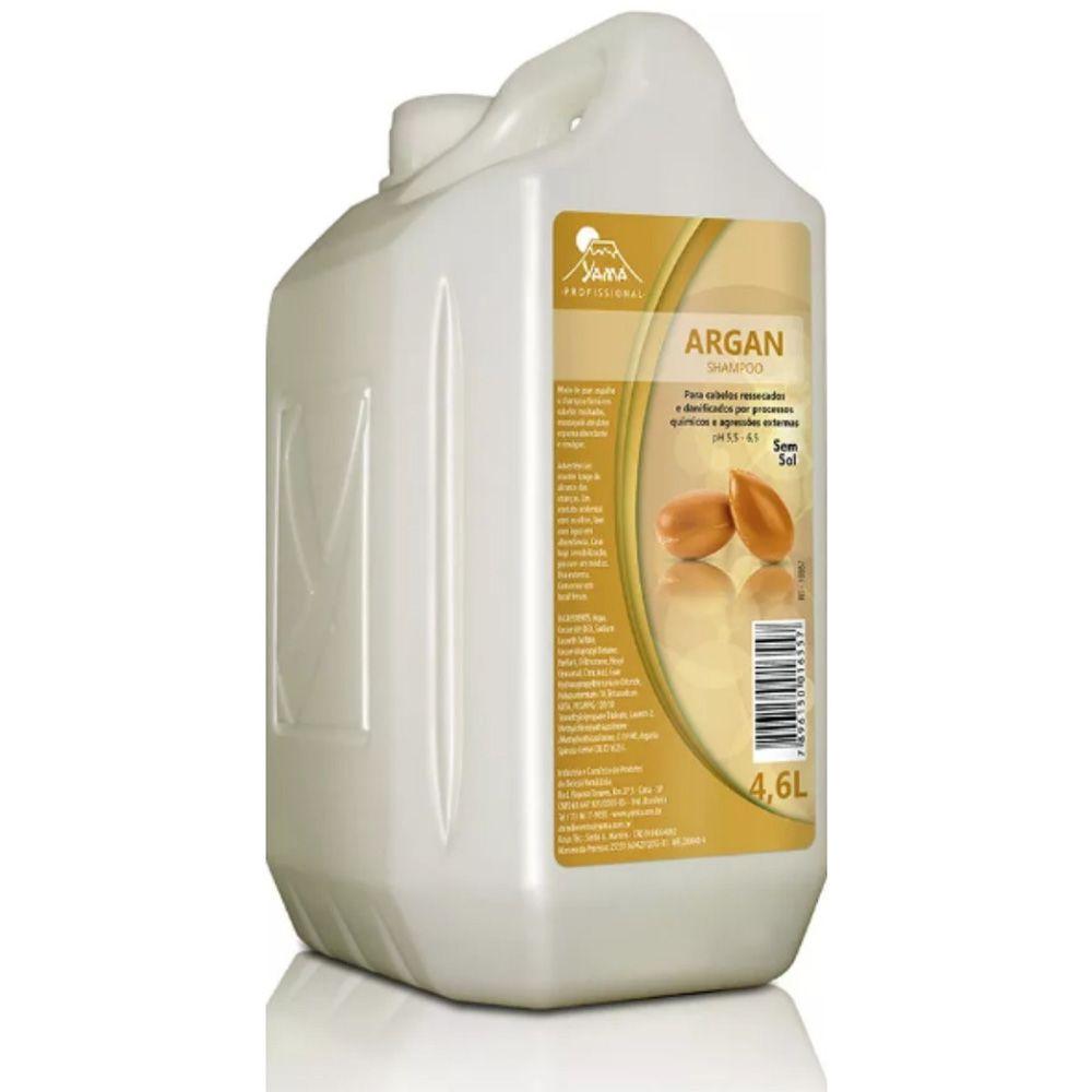 Shampoo Argan 4,6L Yamá