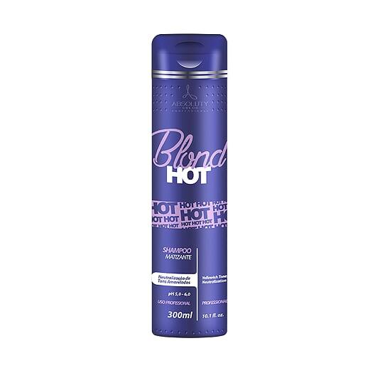 Shampoo Blond Hot 300ml Absoluty Color