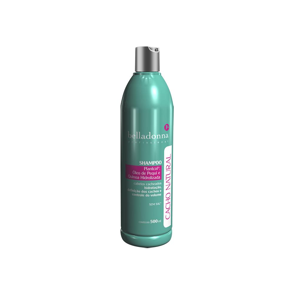 Shampoo Cacho Natural 500ml Belladonna