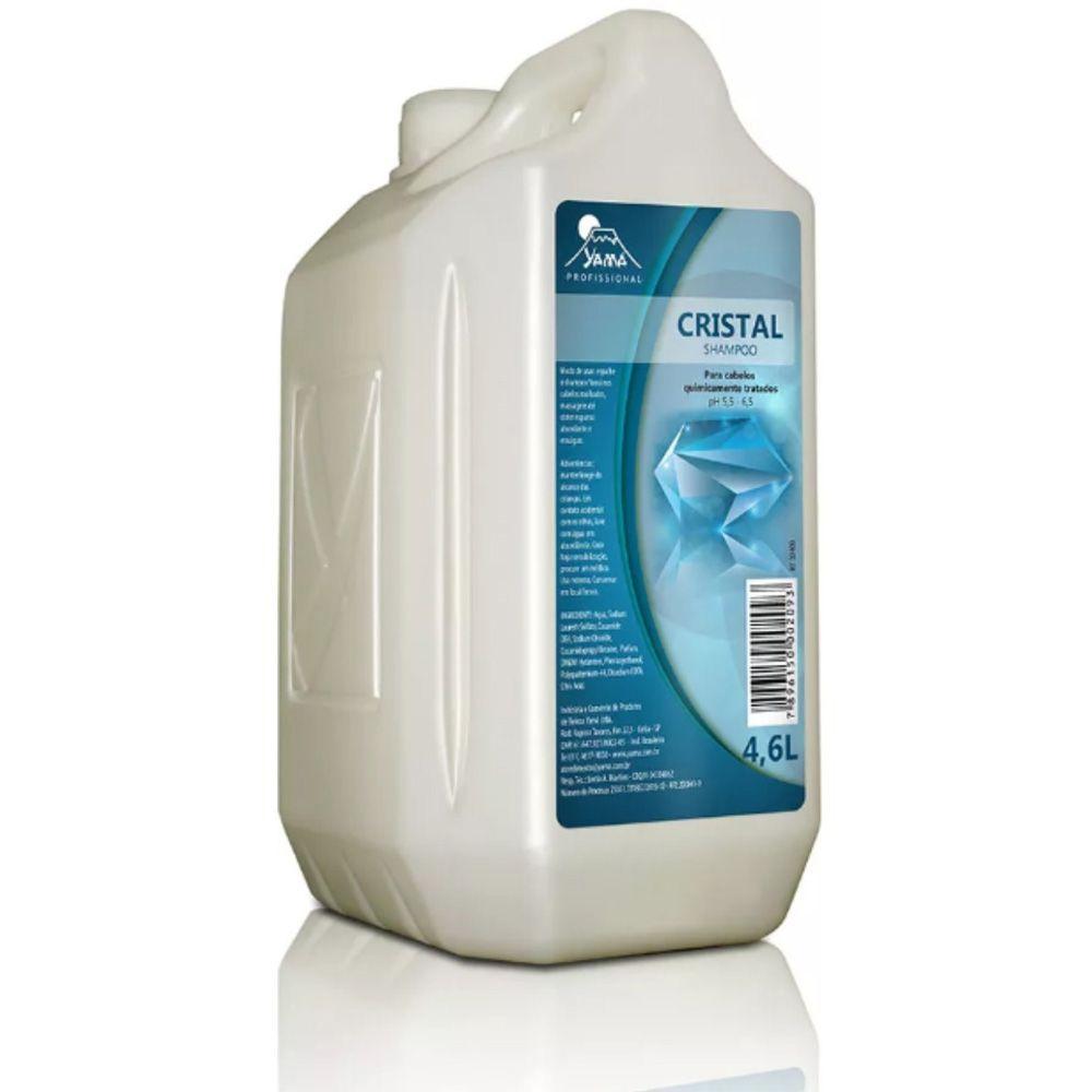 Shampoo Cristal 4,6L Yamá