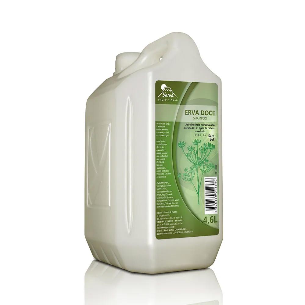 Shampoo Erva Doce 4,6L Yamá