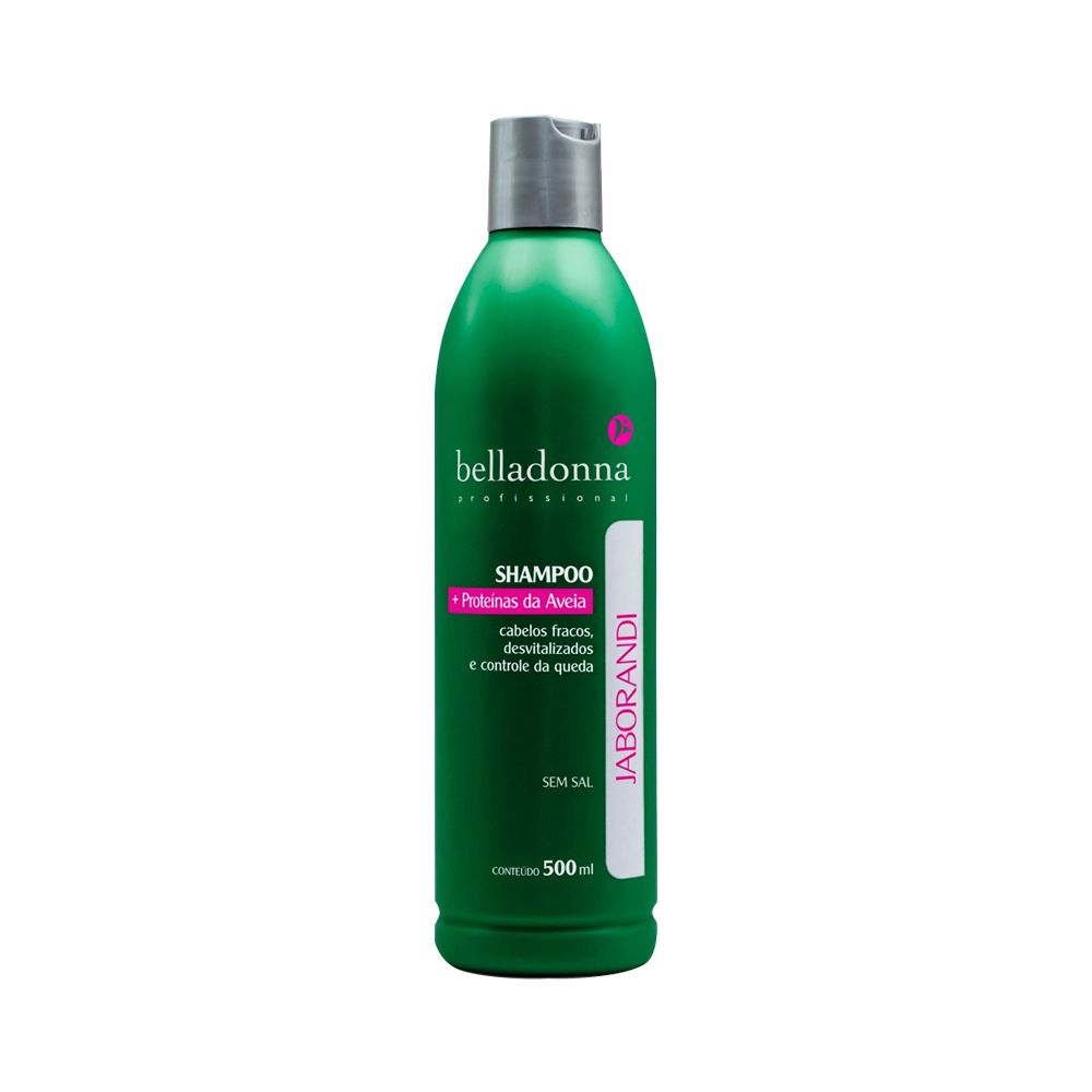Shampoo Jaborandi 500ml Belladonna
