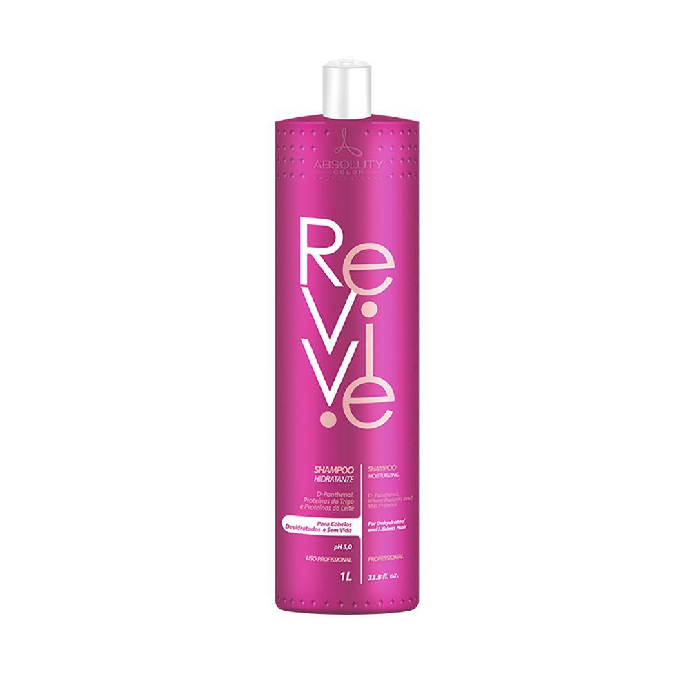 Shampoo Revive 1L Absoluty Color