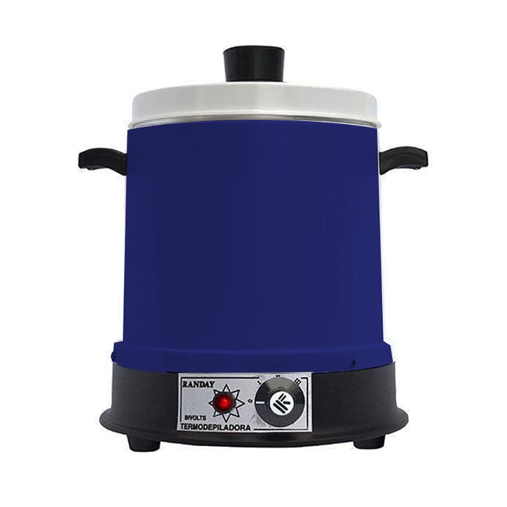Termocera Profissional Com Refil 1,9kg Azul Randay
