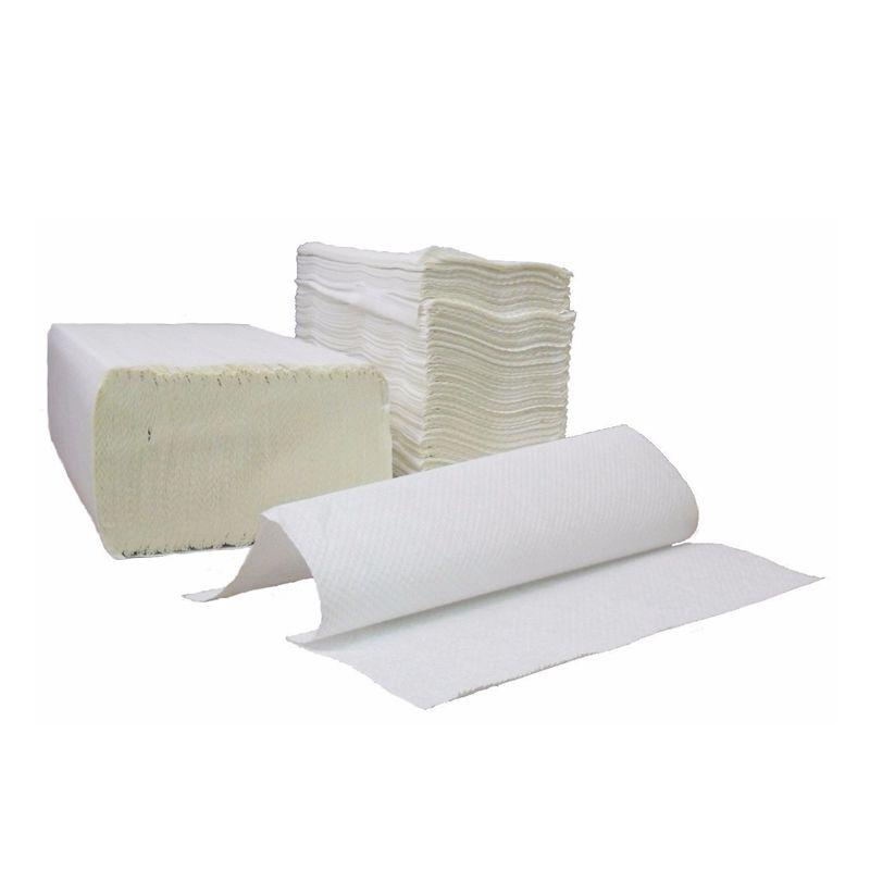 Toalha de Papel Interfolha 23cmx21cm 5000un Real Comfort